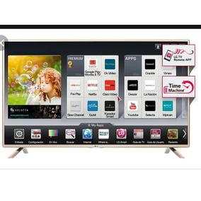 Tv Smart Lg 32 Pulgadas. Usado Impecable.