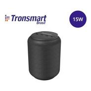 Caixa De Som Tronsmart Bluetooth T6 Mini 15w Imp Oficial Br