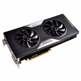 Placa De Vídeo Evga Geforce Gtx 780 Ti Classified 3gb Gddr5