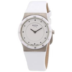 d7fccc1145a Relógio 3773 01 Boccia Titanium Watch - Relógios De Pulso no Mercado ...
