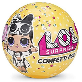 Lol Surprise Confetti Pop. Serie 3 Original