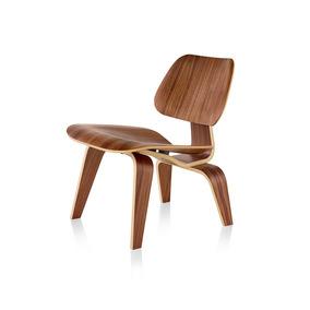 Sillón Eames Plywood Diseño Minimalista (b-holz Muebles )