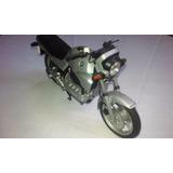 Motocicleta Bmw Escala 1:20