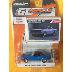1970 Plymouth Hemi Cuda - Gl Muscle