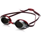 Speedo Vanquisher 2.0 Gafas De Natación Espejo, Rojo, Un Tam
