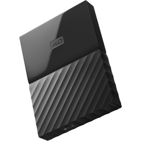 Disco Externo Wd My Passport 1 Tb Portatil Usb 3.0 Negro