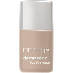 Base Liquida Dermacolor Light Fluid Tono A3 - Kryolan