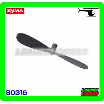 Helice Trasera Para Helicoptero Syma S031g S031g-07
