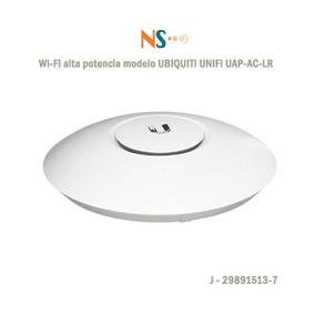 Ubiquiti Unifi Uap-ac-lr Wifi Doble Banda 2.4ghz Y 5ghz