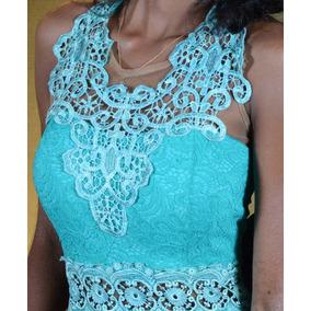 Vestido De Festa - Formatura - Baile - Casamento (cor Verde)