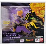 Super Saiyan Trunks Original Bandai Sh Figuarts Conservado