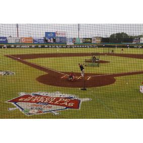 Red Para Beisbol, Jaulas De Bateo, Pitcheo Y Gradas
