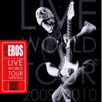 Eros Ramazzotti 21.00: Eros Live World Tour 2009/2010 Nuevo