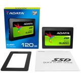 Discos Duro Solido 120g Adata Ssd Su650 3d Nano