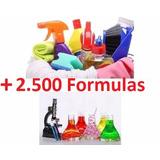 2500 Formulas Hacer Tus Propios Productos De Limpieza - Pdf