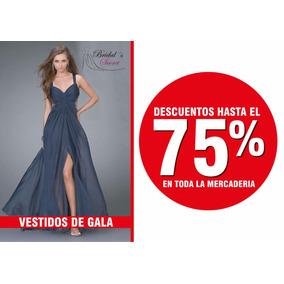 Mega Liquidación Vestidos De Fiesta, Gala Y Cocktail