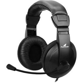 Headset Gamer P2 Duplo Em Y Barato Fortrek Hsl-102 Promoção