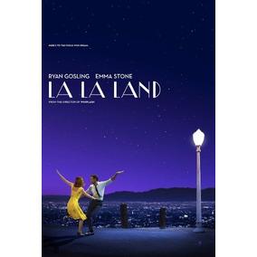 Cuadro Cine La La Land 60 X 90 Cm