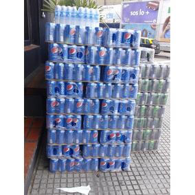 Pack Latas Gaseosas Linea Pepsi X24 De354cc,oferta!