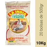 Cebada En Polvo India Verdeña 10kg 20 Bolsas 500g