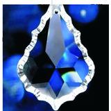 Piedra De Cristal Hoja 3.7 Cm Cortina Candil Tira 50% Oferta