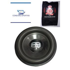 Subwoofers Fb Audio 850 Rms 12 Polegadas 2+2 Ohms + Camisa
