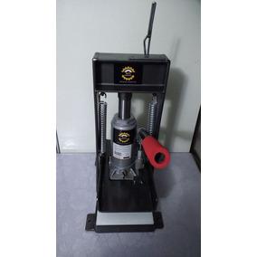 Maquina De Fabricar Chinelos Fresa 09 Facas Cepo C.tiras