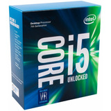 Procesador Intel Core I5 7600k 4.2ghz Turbo