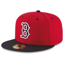 New Era Gorra Mlb Medias Rojas Boston 5950 Diamond Era 7 1/4