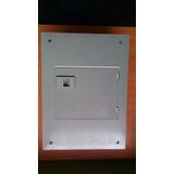 Caja Electrica 8 Circuitos (schneider Electric)