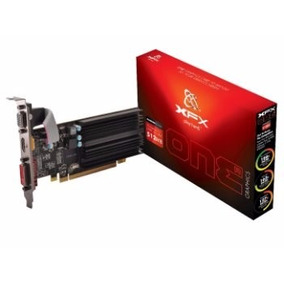 Tarjeta De Video Xfx One 1gb Ddr3 Hdmi Dvi Vga Intel Amd
