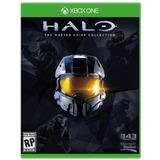 Juego Xbox One Halo Mc Collection Fisico En Caja Local Rosar