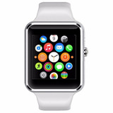 Smartwatch Sw1 Techpad Blanco 128mb Ram Bluetooth 3.0,1.54