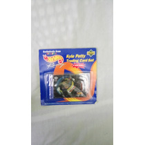Hot Wheels Tarjetas Upper Deck Nascar Kyle Petty