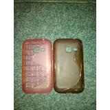 Forros Acrigel Y Flip Cover. Samsung Galaxy Ace Duos Gt 6802