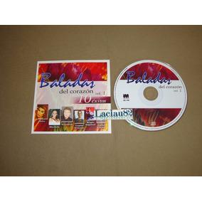 Baladas Del Corazon Vol 1 - 10 Exitos 03 Im Cd Usa Dulce Mar