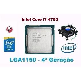 Processador Intel Core I7 4790 4.0ghz Turbo Lga1150 Oem Novo