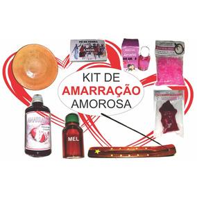Kit De Amarração Amorosa - Faça Você Mesmo + Brinde