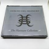 Cd Heroes Del Silencio The Platinum Collection
