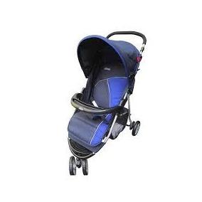 Cochecitos Bebes Infanti Ultraliviano Jogger 3 Ruedas Lc200