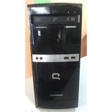Cpu Hp/compaq Core 2 Quad, 2gb Ddr3, 320gb Disco, Dvd