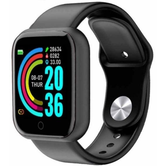Reloj Inteligente Smartwatch Zafira D20 Mensajes Llamadas