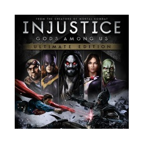 Ps3 Injustice Gods Among Us Ultimate Edition Em Português