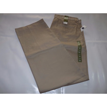 Pantalon Gap Importado Drill Khaki T:34-32