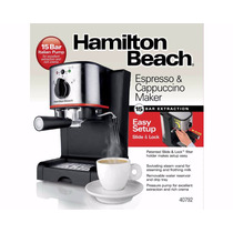 Cafetera Express Hamilton Beach 40792