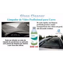 Limpador Vidro Carro Cuba Para-brisas Anti Embaçante 500ml