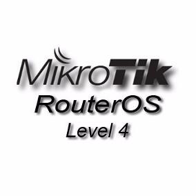 Licencia Miktotik Nivel 4