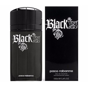 Perfume Black Xs Paco Rabanne 100ml - Ate 12x S/ Juros