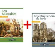 Los Miserables + Nuestra Señora De Paris Victor Hugo Epoca