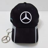 Boné Mercedes Benz F1 Hamilton Oficial Produto Europeu